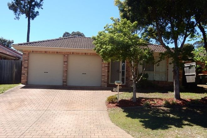Picture of 26 Tusculum Court, WATTLE GROVE NSW 2173