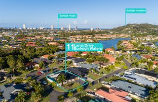 Picture of 11 Lanai Drive, Burleigh Waters QLD 4220