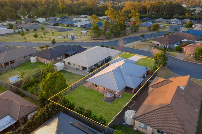 Picture of 4 Crystalwood Court, FERNVALE QLD 4306