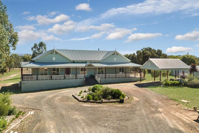 Picture of 1 Wilson Road, HEATHCOTE VIC 3523