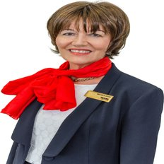 Michele Hyde, Sales representative