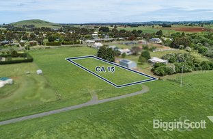 Picture of CA 15/2871 Midland  Highway, Newlyn North VIC 3364