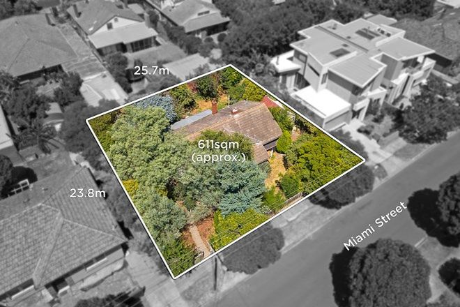 Picture of 24 Miami Street, HAWTHORN EAST VIC 3123