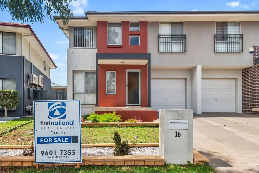 16 Northampton Drive, Glenfield NSW 2167, Image 0