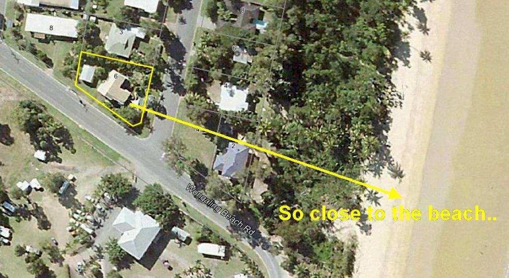 6 Wongaling Beach Road, Wongaling Beach QLD 4852, Image 1