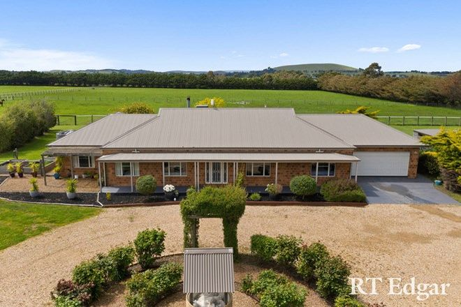 Picture of 2480 Melbourne Lancefield Road, ROMSEY VIC 3434
