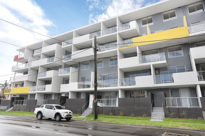 Picture of 314/12 Fourth Avenue, BLACKTOWN NSW 2148