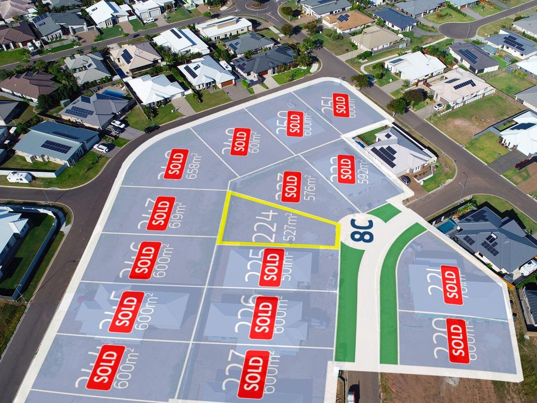 Lot 224 Ocean Blue Estate, Pialba QLD 4655, Image 2