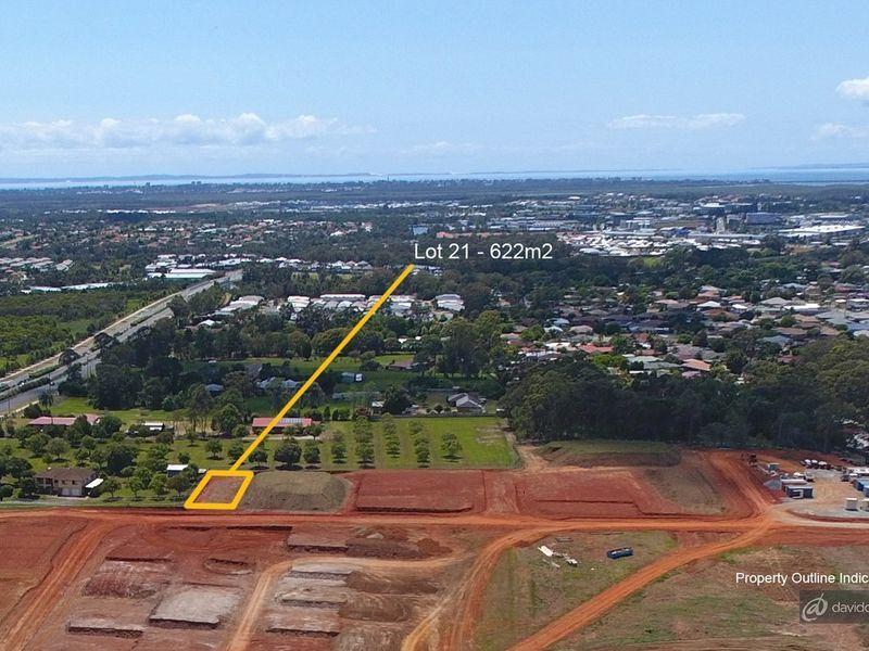 Lot 21 Cinnabar Road, Kallangur QLD 4503, Image 0
