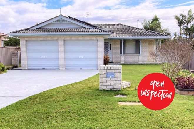 Picture of 8 Paruna Court, FORSTER NSW 2428