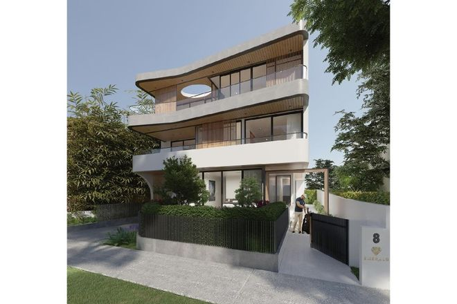 Picture of Res. 1/8 Norwich Road, ROSE BAY NSW 2029