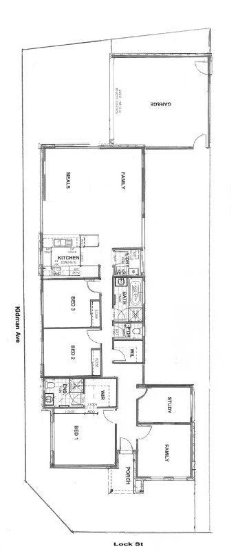 Lots 301 - 304 Lock Street, Kidman Park SA 5025, Image 1