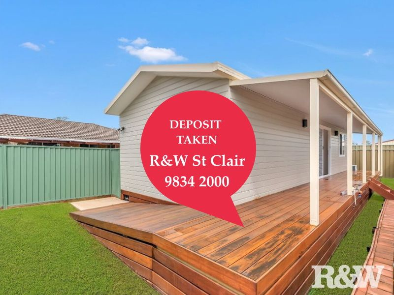 4A Mimosa Close, St Clair NSW 2759, Image 0