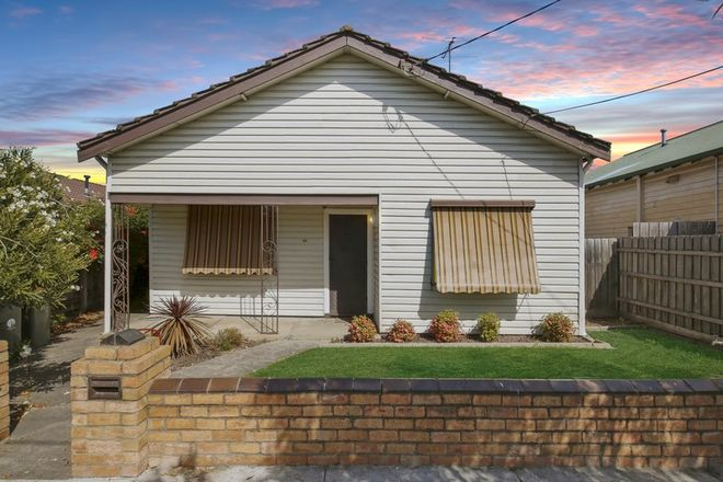 Picture of 11 Gilmour Street, COBURG VIC 3058