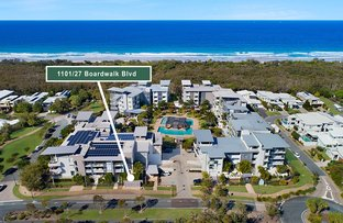 Picture of 1101/27 Boardwalk Boulevard, Mount Coolum QLD 4573