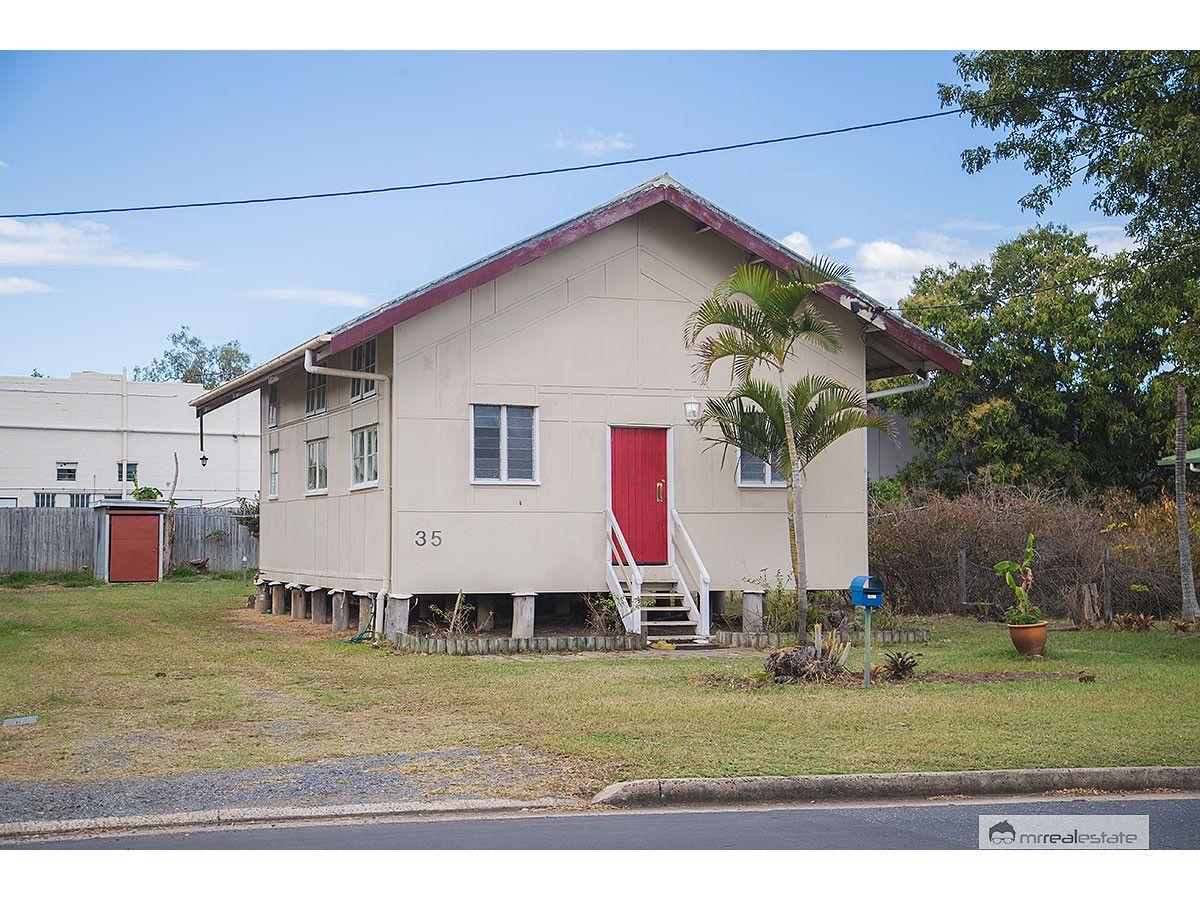 35 Denning Street, Park Avenue QLD 4701, Image 0