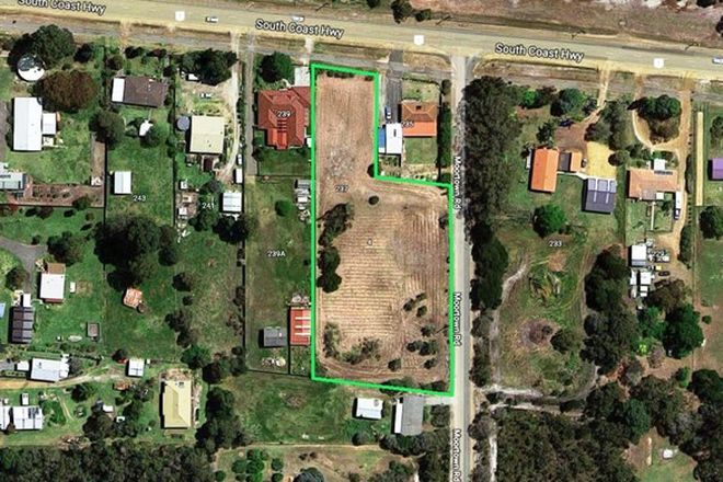 Picture of Lot 10/4 Moortown Road, GLEDHOW WA 6330