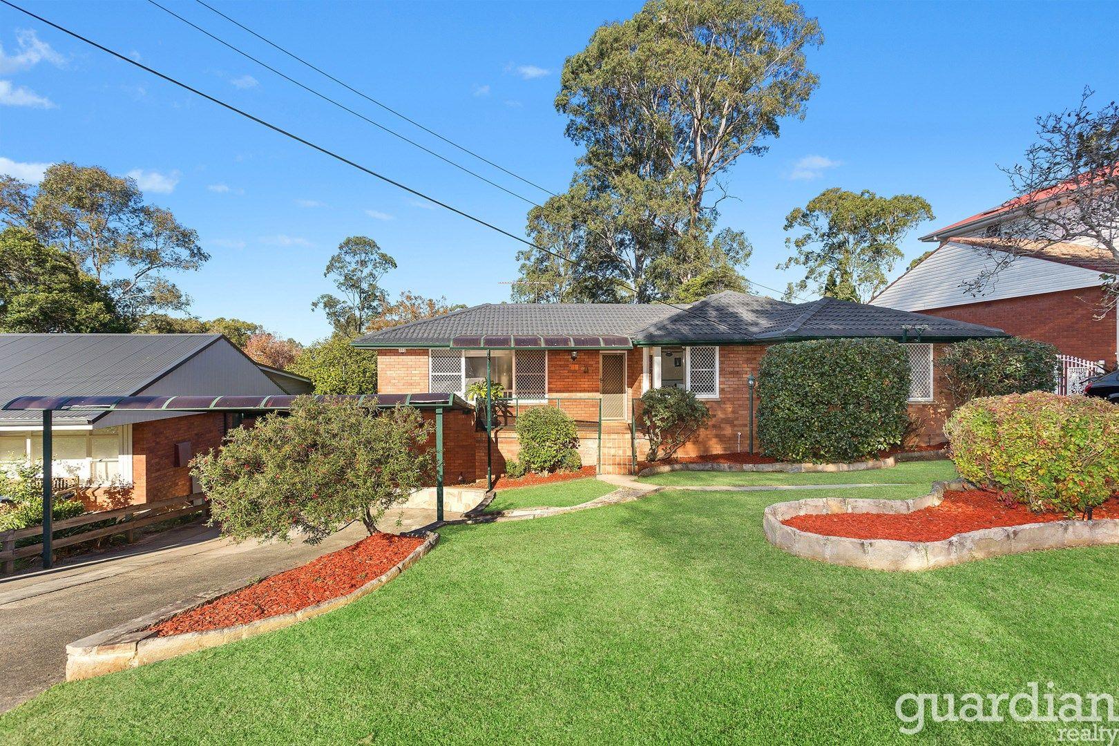 21 Beresford Avenue, Baulkham Hills NSW 2153, Image 0