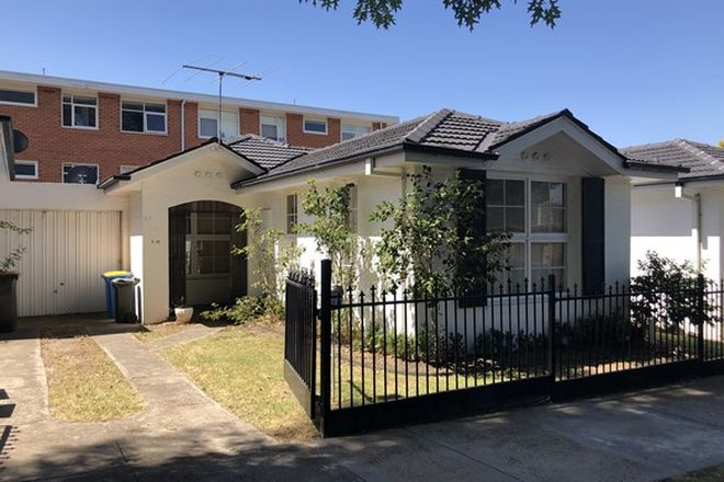 Picture of 3/18 Hartwood Street, KEW EAST VIC 3102