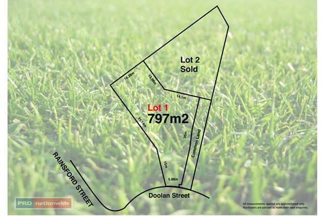 Picture of Lot 1 7a Doolan Street, WERRIBEE VIC 3030