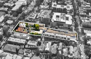 Picture of 14-18 Manningtree Road, Hawthorn VIC 3122