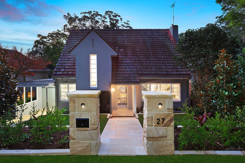 27 Buckingham Road, Killara NSW 2071, Image 0