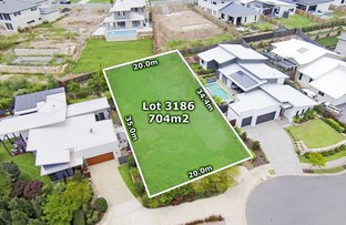 Picture of Lot 3186,/11  Lomandra Court, Brookwater QLD 4300