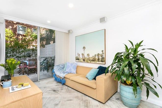 Picture of 7D/7 Botany Street, BONDI JUNCTION NSW 2022