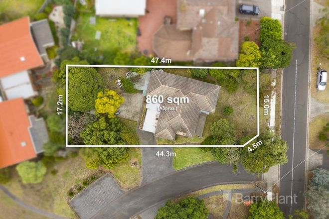 Picture of 86 Greenhill Road, GREENSBOROUGH VIC 3088