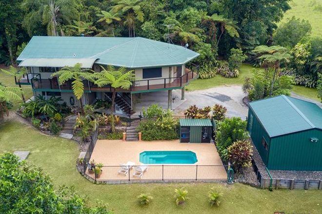 Picture of 1 Josephine Falls Road, MIRRIWINNI QLD 4871