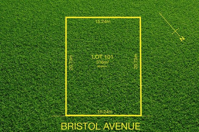Picture of Lot 101 Bristol Avenue, ENFIELD SA 5085