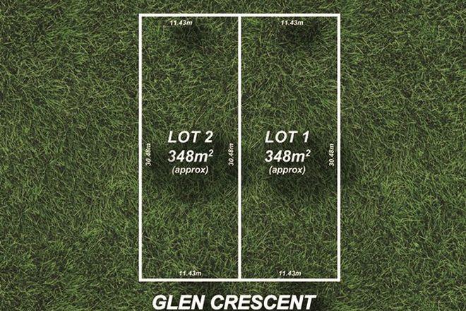 Picture of 1 & 2/12 Glen Crescent, VISTA SA 5091