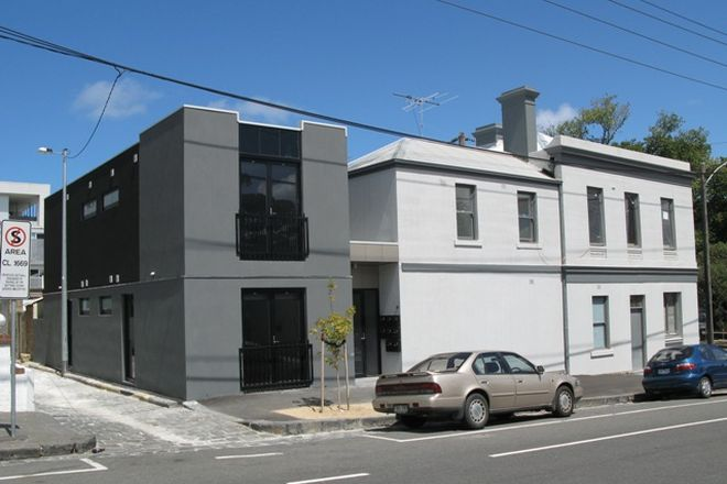 Picture of 3/17 Arden Street, NORTH MELBOURNE VIC 3051