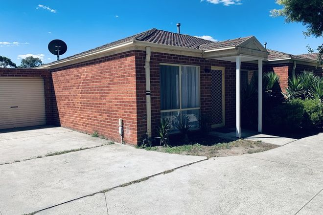 Picture of 3/37 Hammond Road, DANDENONG VIC 3175