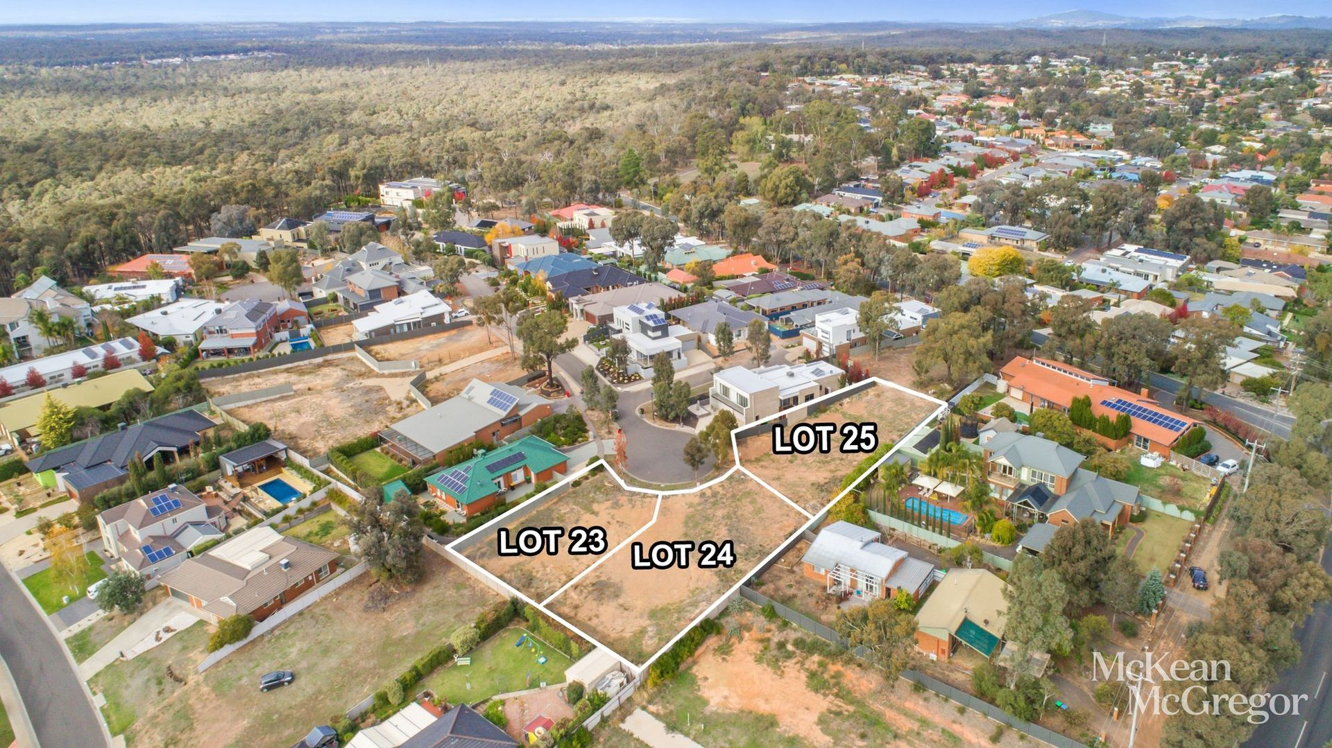 Lot 25 Elwood Drive, Strathdale VIC 3550, Image 2