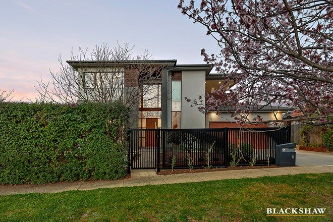 Picture of 6 Broome Crescent, YARRALUMLA ACT 2600