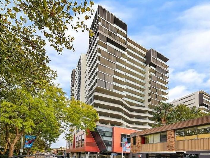 1006/1-17 Elsie Street, Burwood NSW 2134, Image 0
