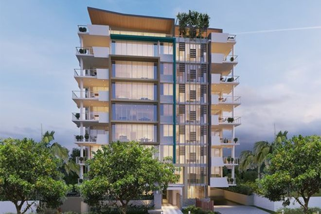 Picture of 802/8 Meron Street, SOUTHPORT QLD 4215