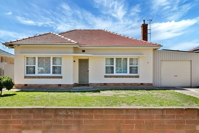 Picture of 27 Oval Street, EDWARDSTOWN SA 5039