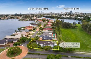 Picture of 35 Port Jackson Boulevard, Clear Island Waters QLD 4226