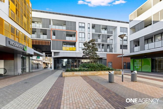Picture of 211/11C Mashman Avenue, KINGSGROVE NSW 2208