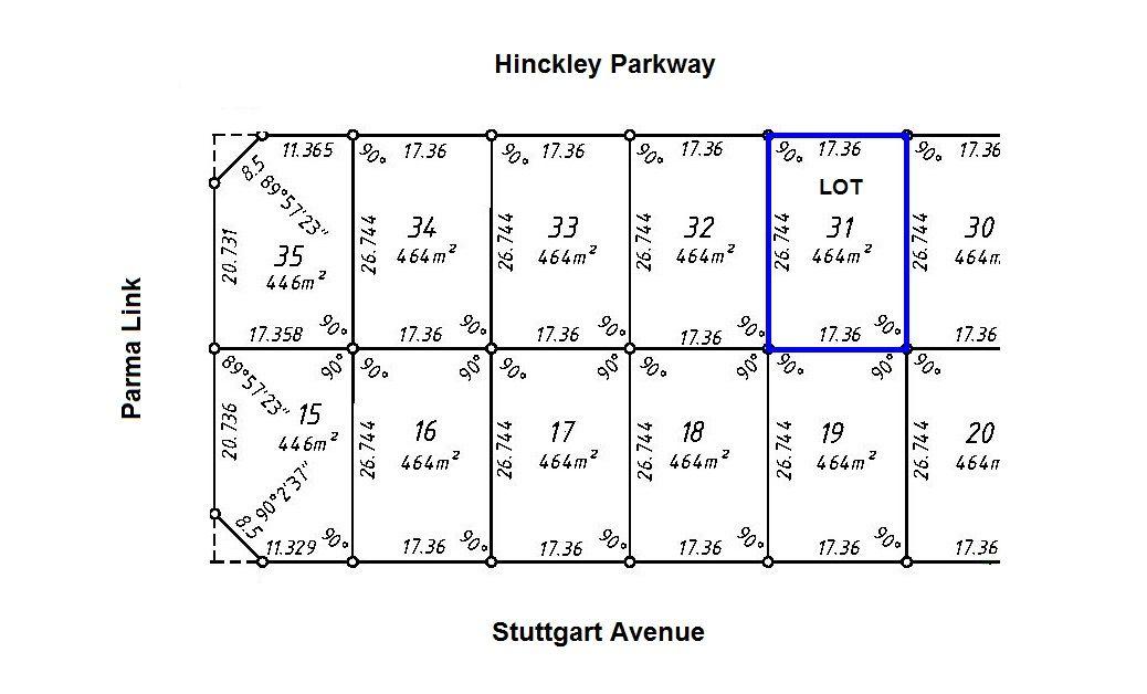 Lot 31 Hinckley Parkway, Hocking WA 6065, Image 0