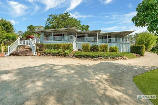 Picture of 42 Shaws Pocket Road, CEDAR CREEK QLD 4207