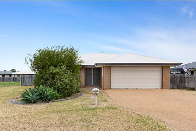 Picture of 79 Abby Drive, GRACEMERE QLD 4702