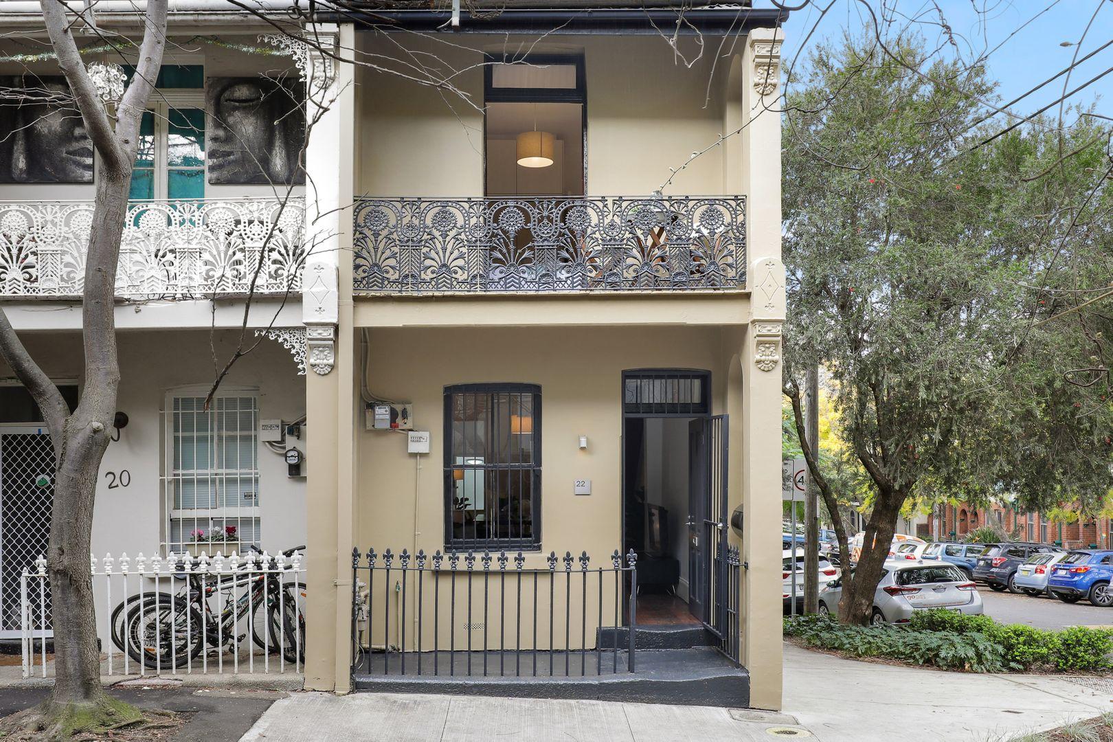 22 Whitehorse Street, Newtown NSW 2042, Image 0