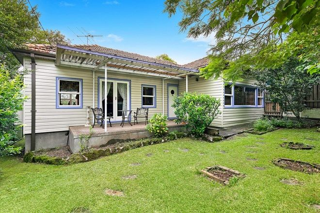 Picture of 120 Pennant Hills Road, NORMANHURST NSW 2076