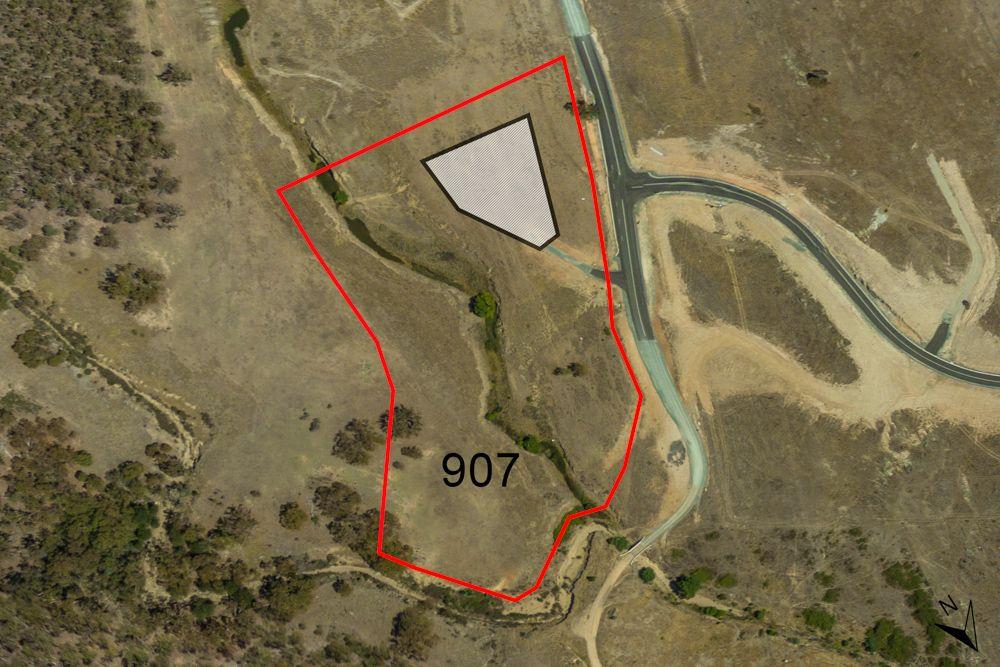 Lot 907 Captain Robertson Drive, Burra NSW 2620, Image 2