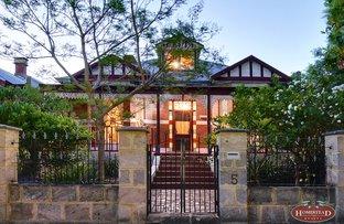 5 Throssell Street, Perth WA 6000