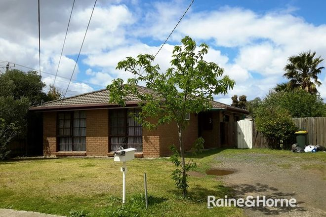 Picture of 3 Trelawny Place, KINGS PARK VIC 3021