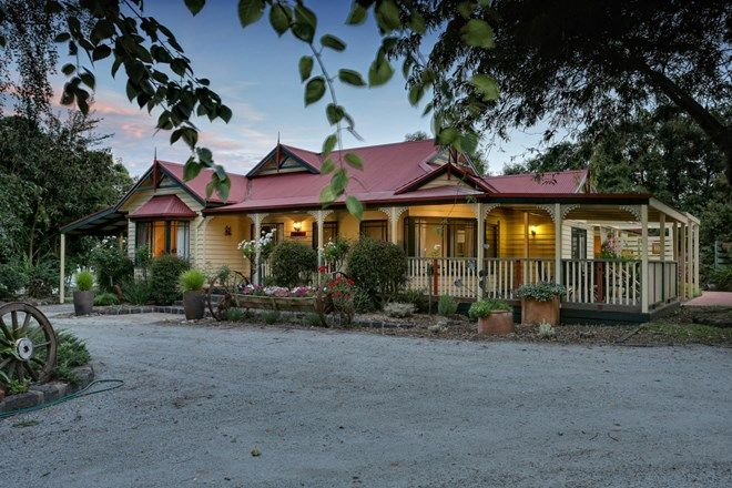 Picture of 560 Paternoster Road, MOUNT BURNETT VIC 3781
